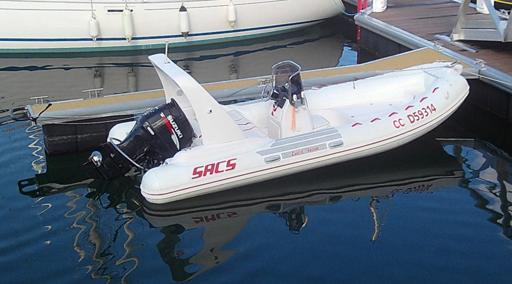 Hire RIB with or without skipper Sacs La Forêt-Fouesnant