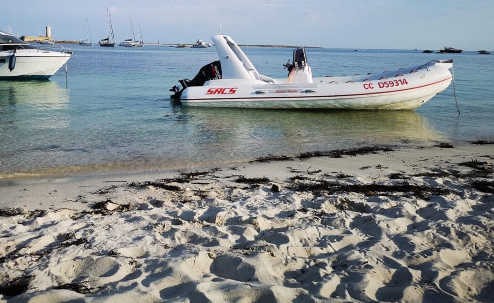 Boat rental La Forêt-Fouesnant cheap Sacs S 590