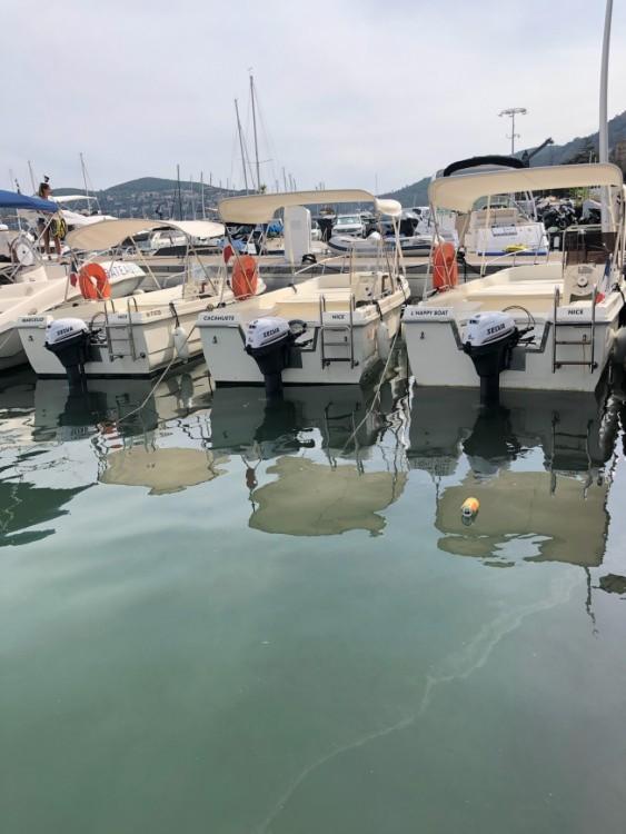 Boat rental Selva Tiller 48 in Mandelieu-la-Napoule on Samboat