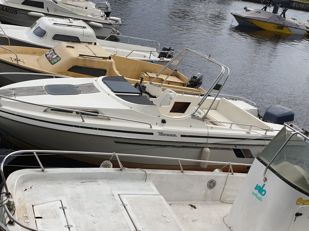 Rental Motorboat in Lacanau - Rocca Rafale