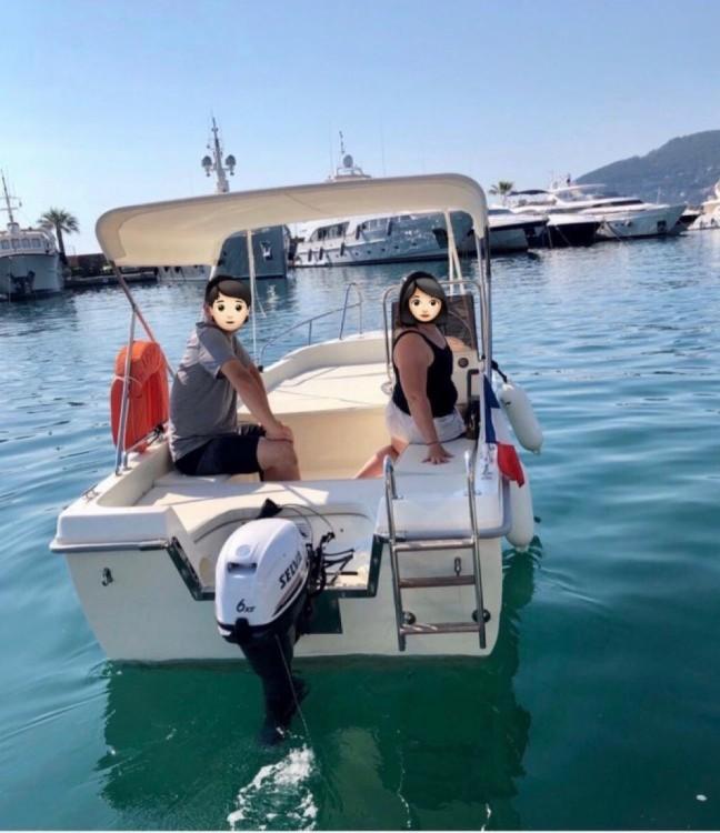 Rental yacht Mandelieu-la-Napoule - Selva Tiller 48 on SamBoat
