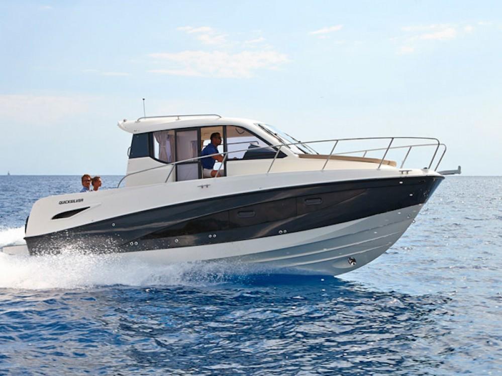 Rental Motorboat in Kärnten - Quicksilver Quicksilver Activ 905 Weekend