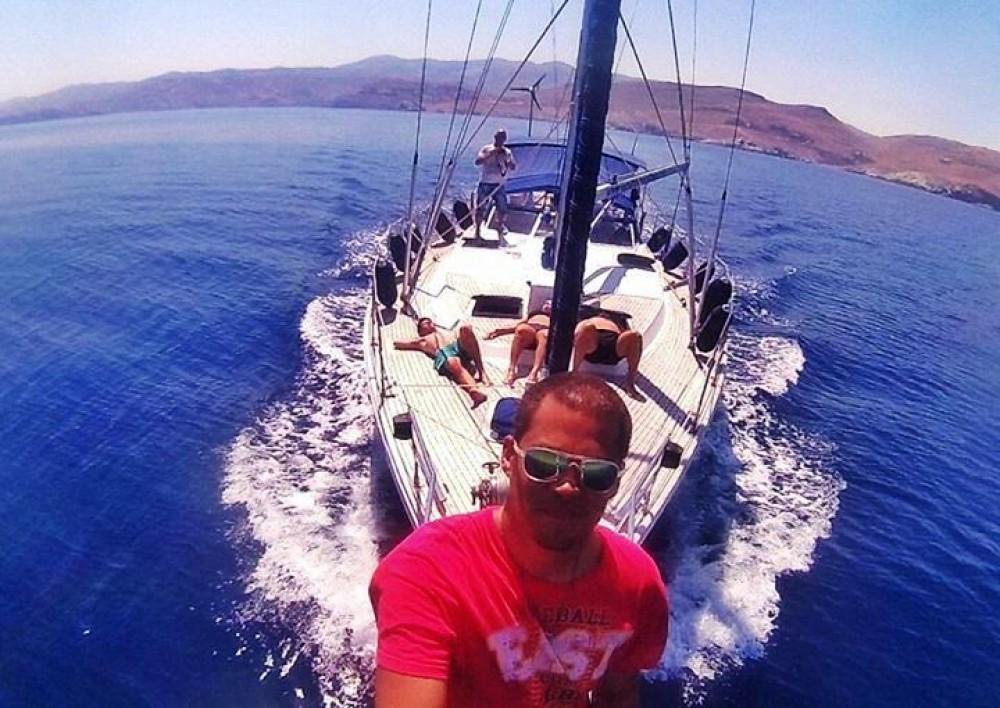 Rental Sailboat in Áno Sýros - Atlantic Atlantic 60
