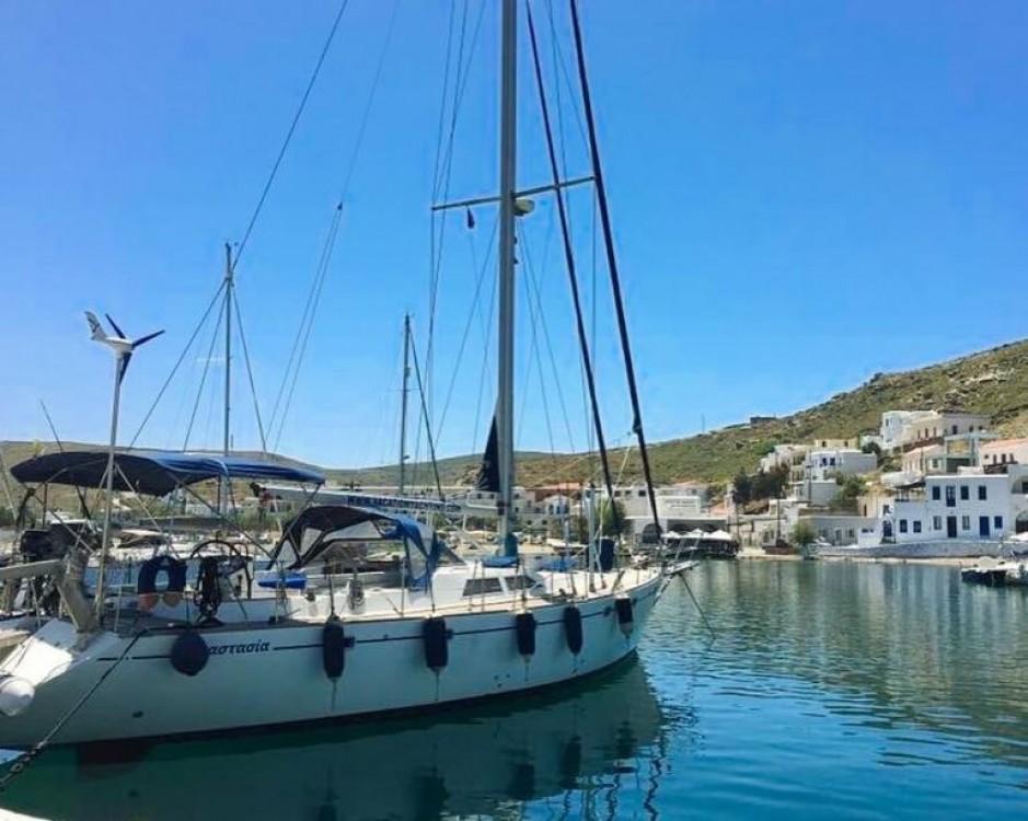 Rent a Atlantic Atlantic 60 Áno Sýros