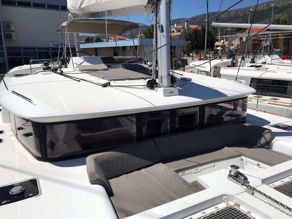 Catamaran for rent Marina Kaštela at the best price