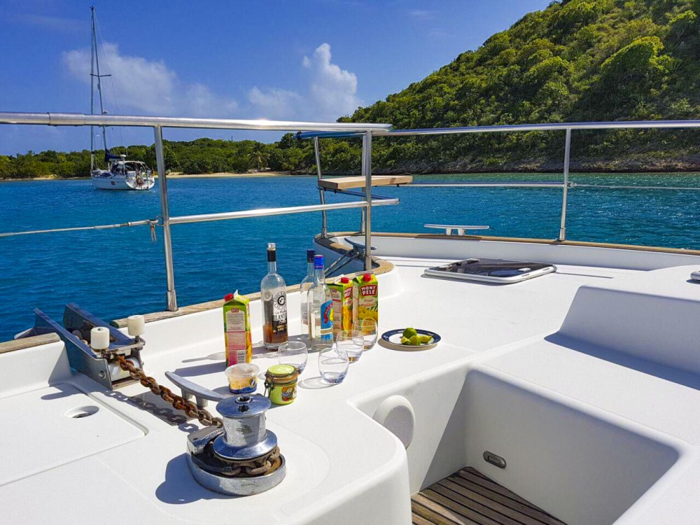 Lagoon Lagoon 43 Power between personal and professional Basse-Terre