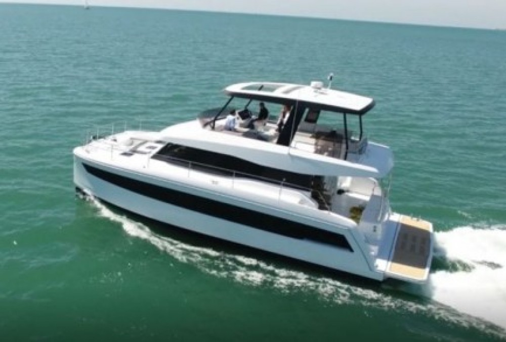 Boat rental Road Town cheap My 44