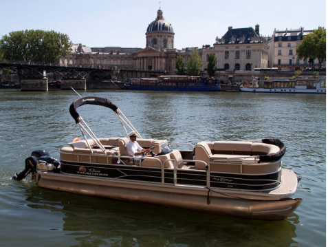Boat rental Paris cheap Party barge