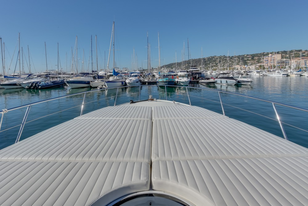 Hire Motorboat with or without skipper Baia Cannes