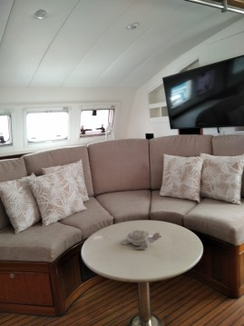 Rental yacht Ibiza Town - Fountaine Pajot Marquises 56 on SamBoat