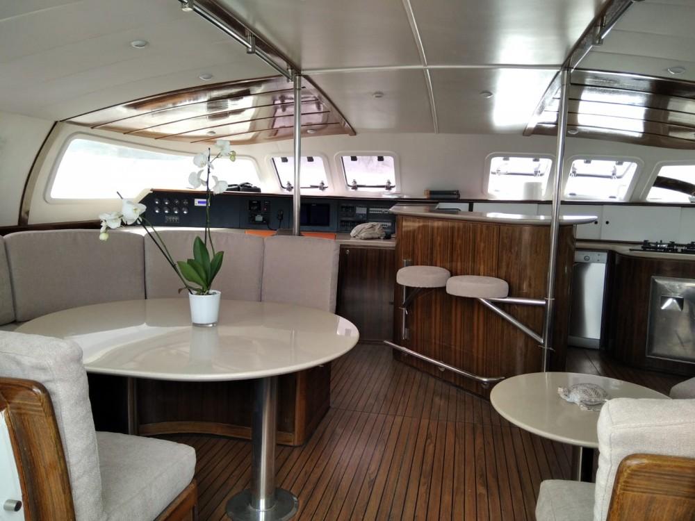 Rental Catamaran in Ibiza - Fountaine Pajot Marquises 56