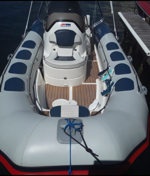 Boat rental Port Grimaud cheap DR 570