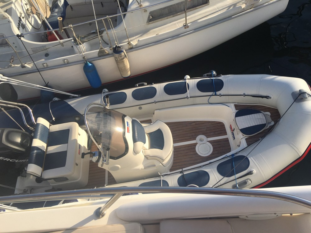 Boat rental Grimaud cheap DR 570