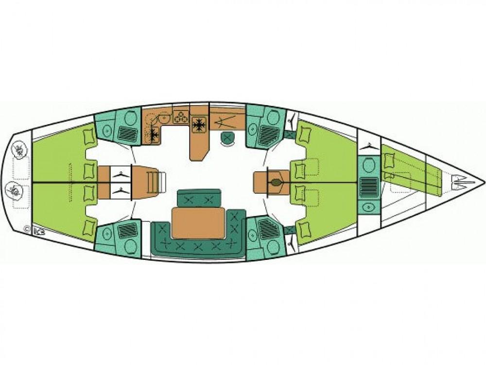 Rental yacht Áno Sýros - Atlantic Atlantic 60 on SamBoat