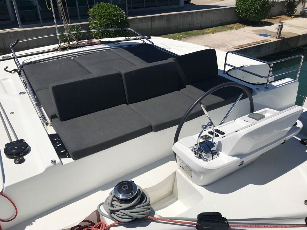 Rental yacht Kaštel Gomilica - Lagoon Lagoon 50 on SamBoat