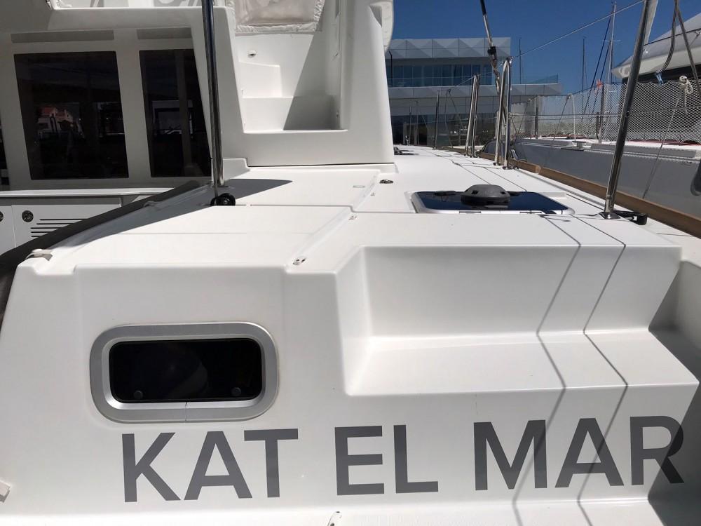 Boat rental Marina Kaštela cheap Lagoon 450 F