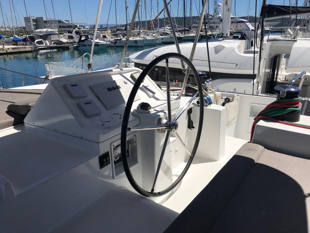 Rental Catamaran in Marina Kaštela - Lagoon Lagoon 450 F