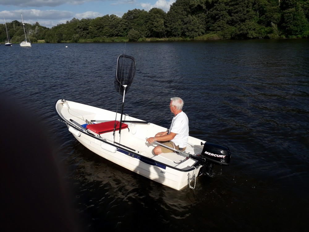 Hire Motorboat with or without skipper Crescent Arzal