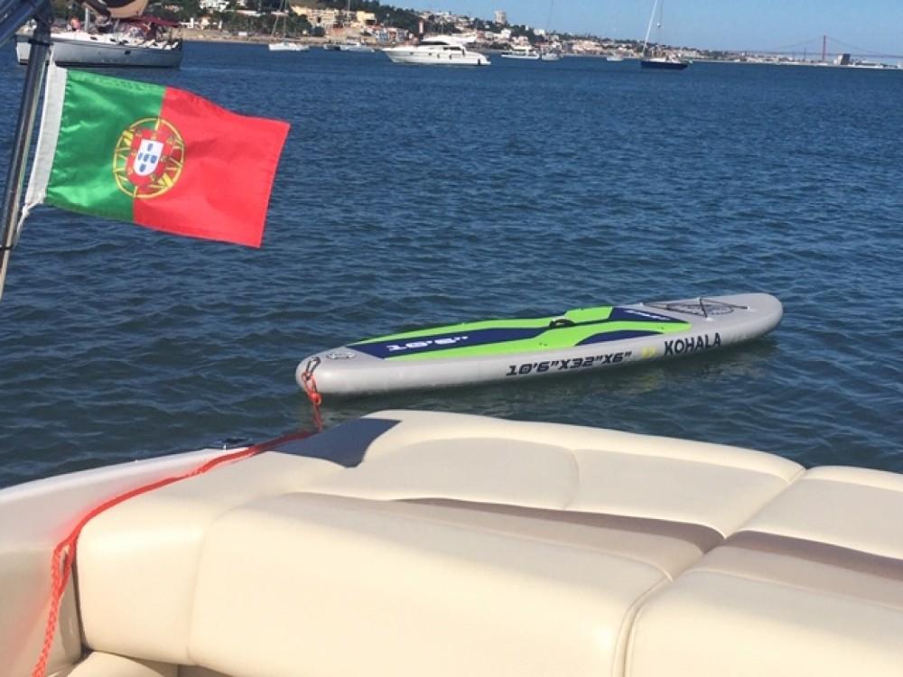 Rental yacht Lisbon - Chaparral 210 SSI on SamBoat