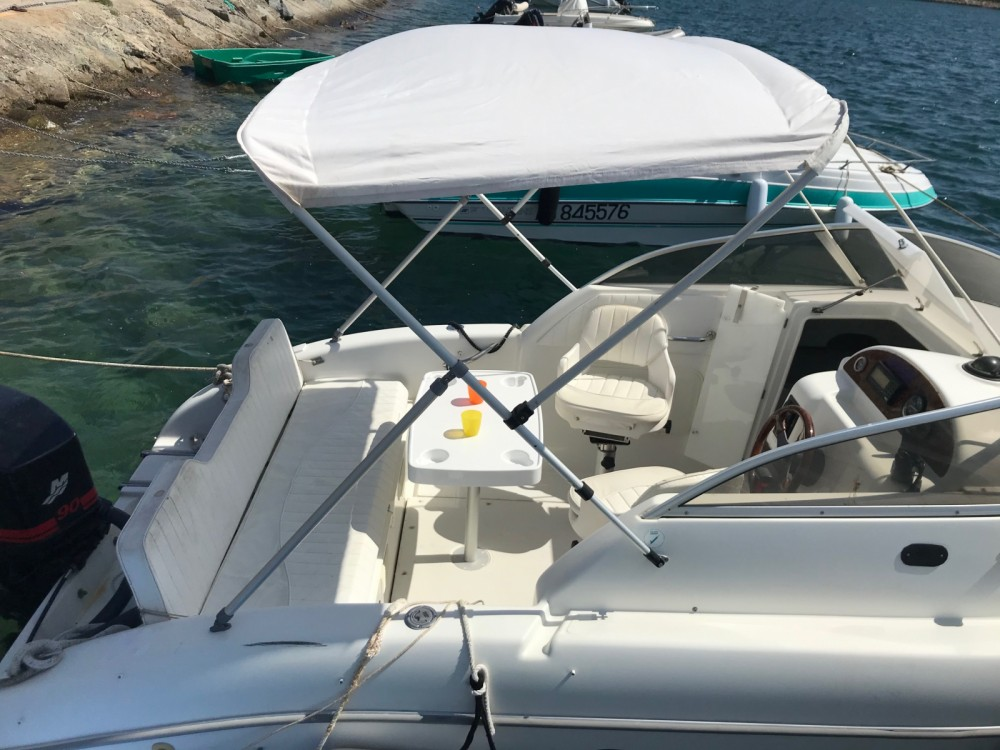 Hire Motorboat with or without skipper Sessa Marine Ajaccio