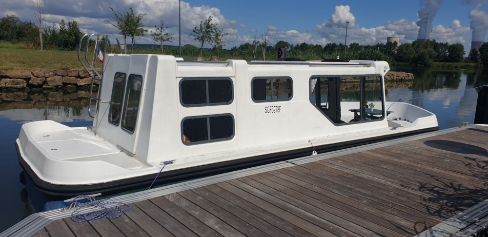 Espade 850 between personal and professional Cattenom