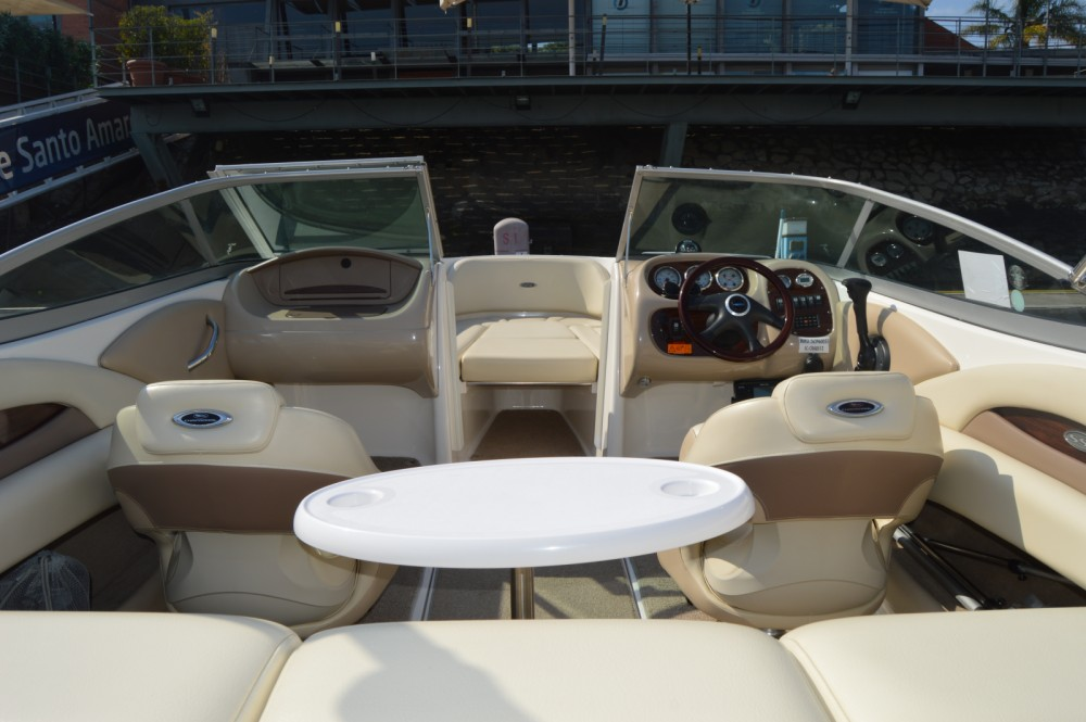Boat rental Lisbon cheap 210 SSI
