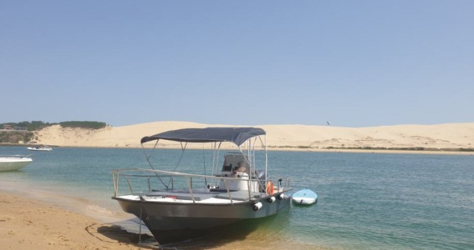 Rental Motorboat Bpsa with a permit