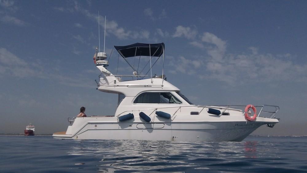 Rental Motorboat in Valencia - ASTINOR 1000LX
