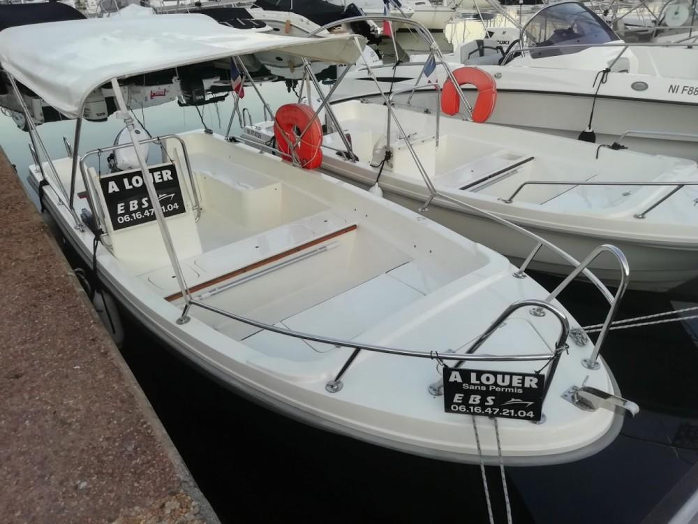 Boat rental Selva Tiller 480 in Mandelieu-la-Napoule on Samboat