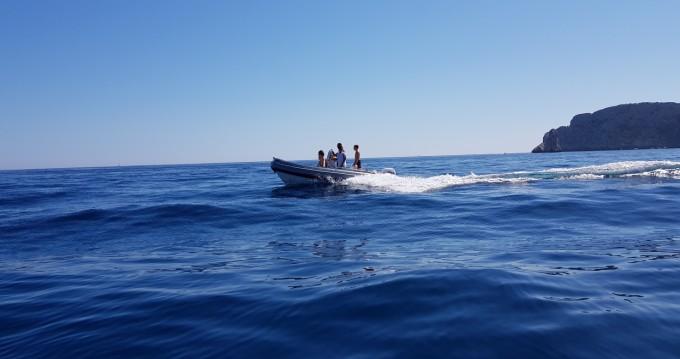 Rental yacht l'Estartit - Gommonautica Gommonautica G48C on SamBoat