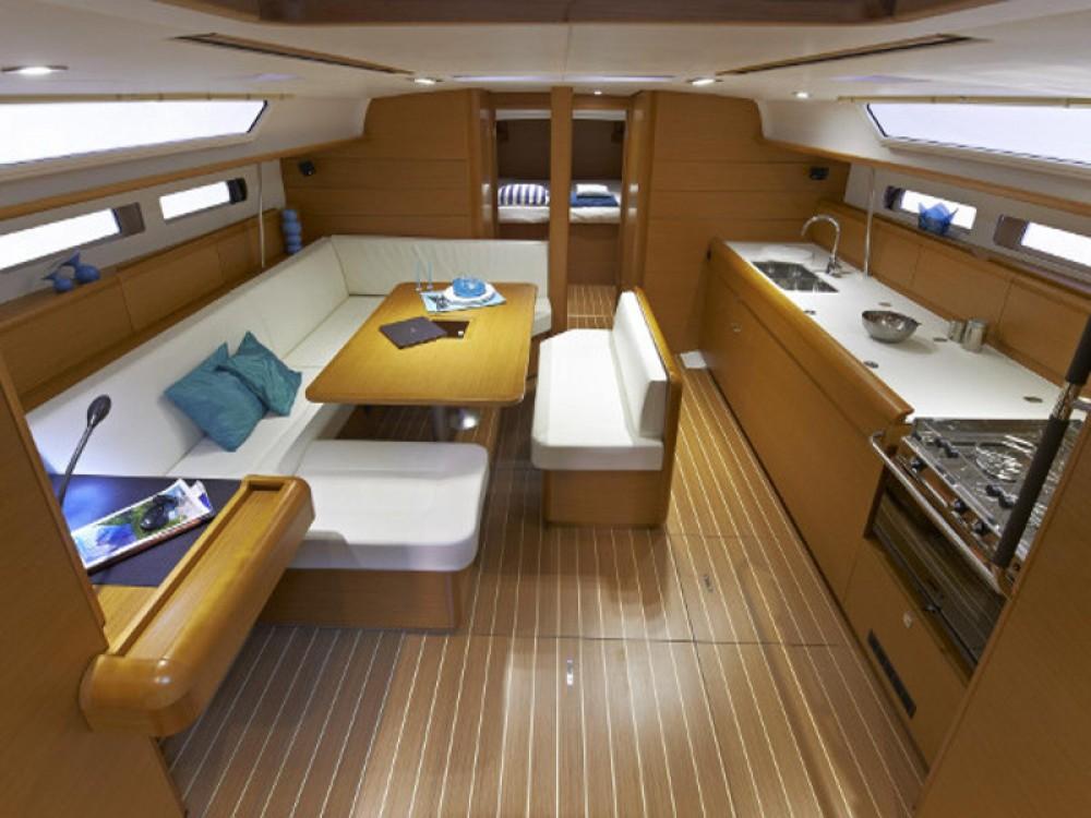 Rental yacht  - Jeanneau Sun Odyssey 479 on SamBoat