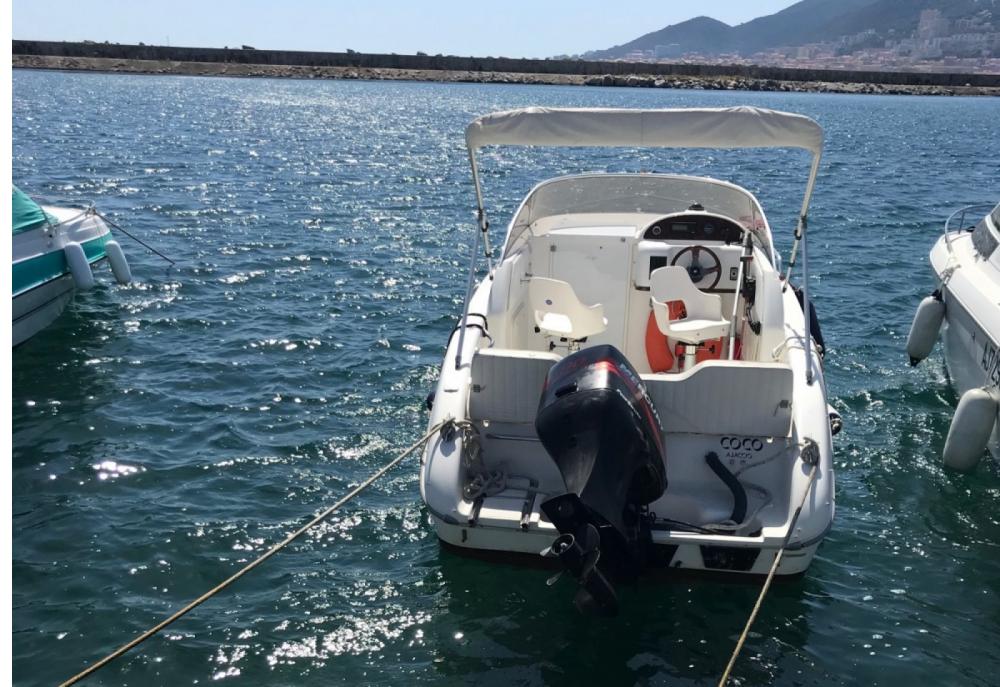 Rental Motorboat in Ajaccio - Sessa Marine Oyster 20