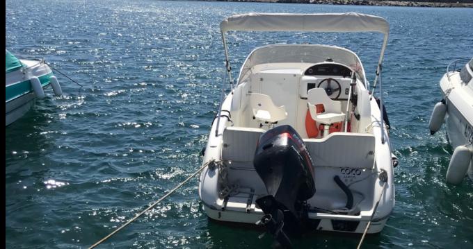 Rental yacht Ajaccio - Sessa Marine Oyster 20 on SamBoat
