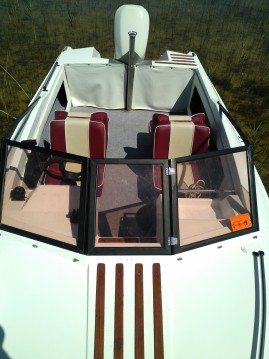 Boat rental Carcans cheap 470