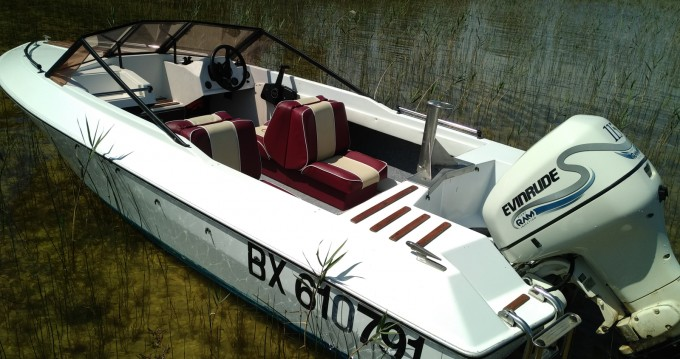 Rental Motorboat in Carcans - Arcoa 470