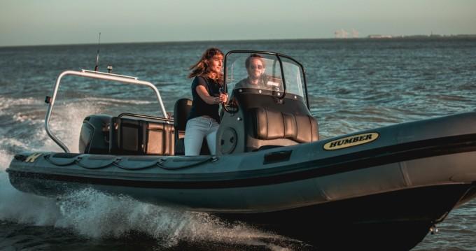 Boat rental Royan cheap Ocean Pro 6,3
