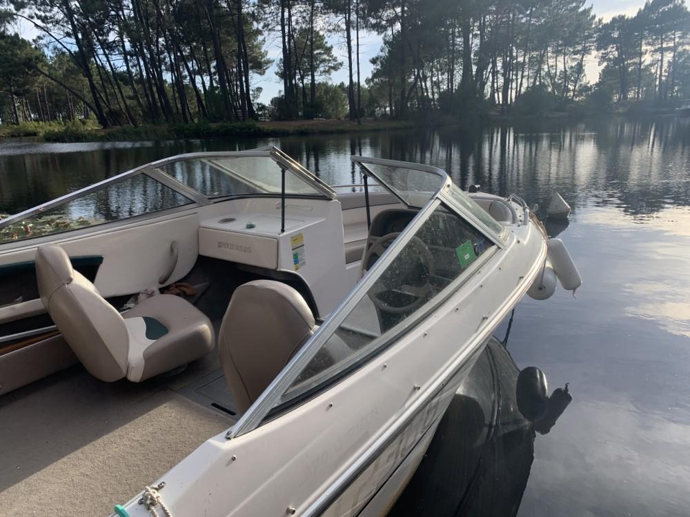 Boat rental Lacanau cheap Horizon 170