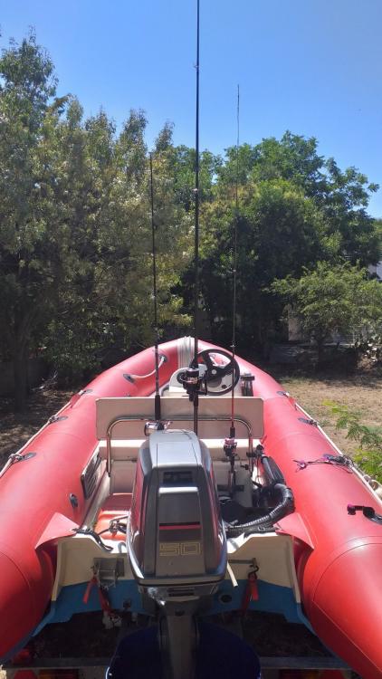 Rent a Bombard Explorer 470 WB Palavas-les-Flots