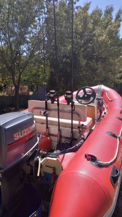 Rental yacht Palavas-les-Flots - Bombard Explorer 470 WB on SamBoat