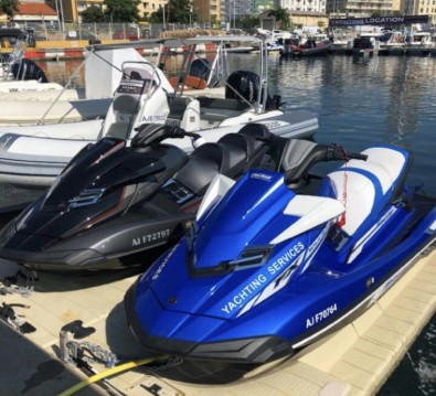 Hire Jet Ski with or without skipper Yamaha Ajaccio