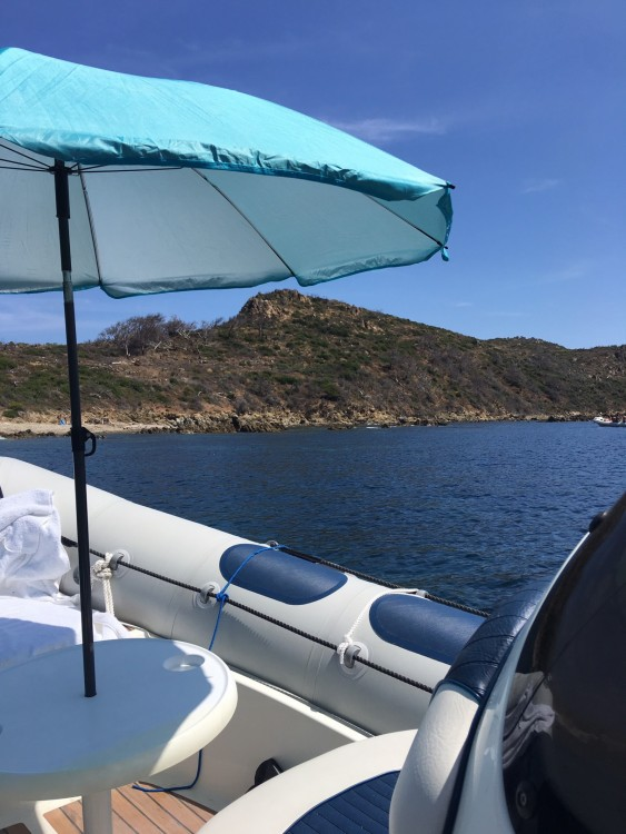 Hire RIB with or without skipper Valiant Grimaud
