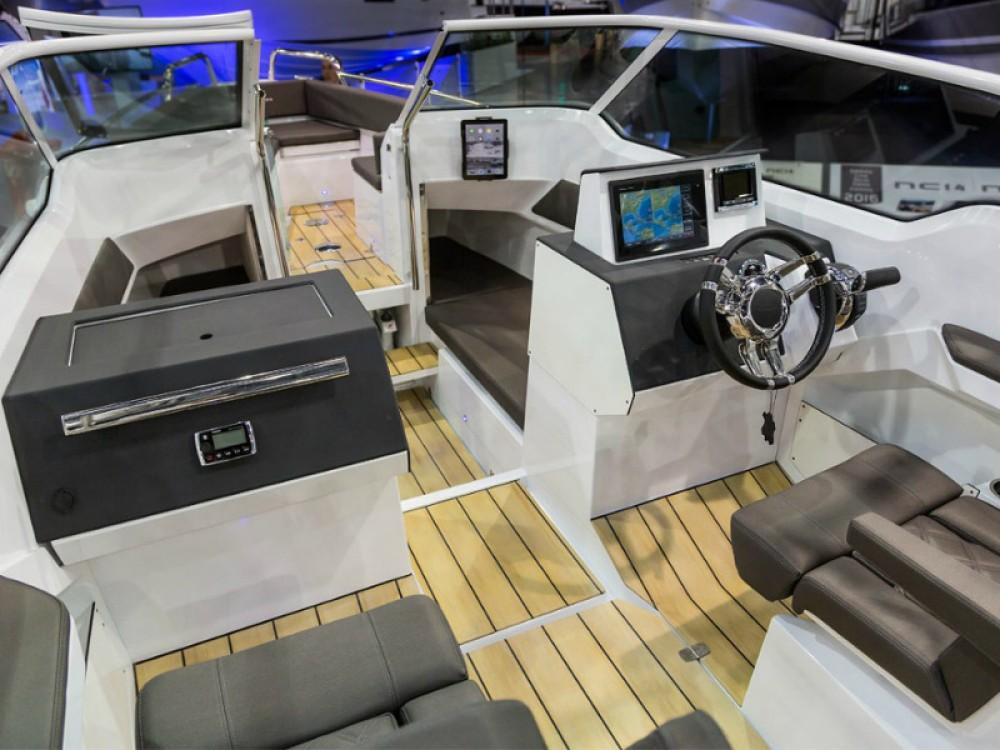 Boat rental Seget Donji cheap Axopar 24 HT
