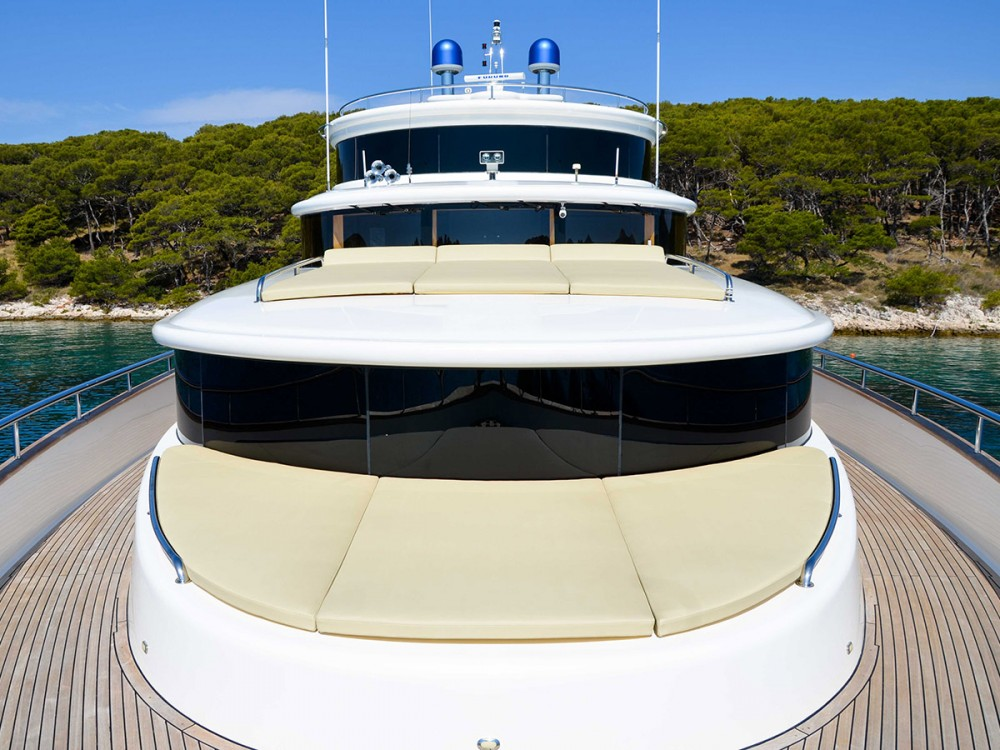 Rental yacht Kaštel Gomilica -  Johnson 87 on SamBoat