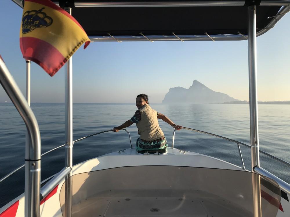 Rental yacht Algeciras - PIPER MARINE  650 OPEN  on SamBoat