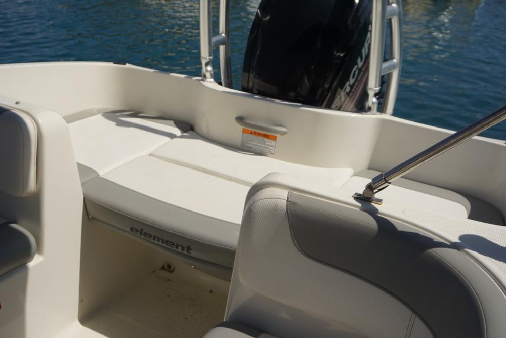 Hire Motorboat with or without skipper Bayliner Nerja