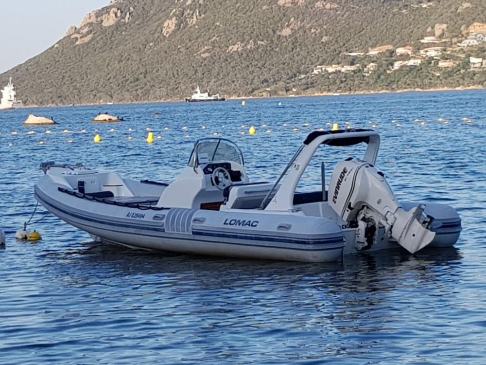 Boat rental Lomac NAUTICA in Porto-Vecchio on Samboat