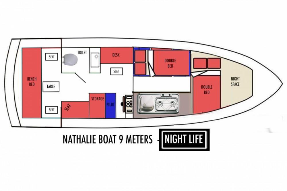Boat rental Bege 900 in Brüssel on Samboat