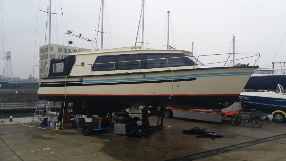 Hire Motorboat with or without skipper Bege Brüssel