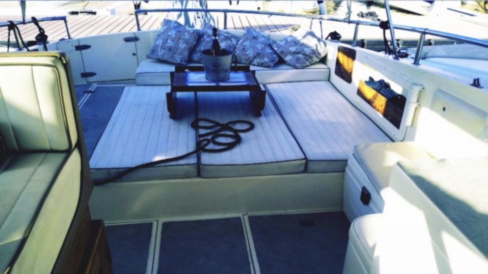 Hire Motorboat with or without skipper Salpa Torre del Greco