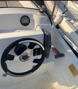 Rental yacht Mandelieu-la-Napoule - Karel V160 on SamBoat